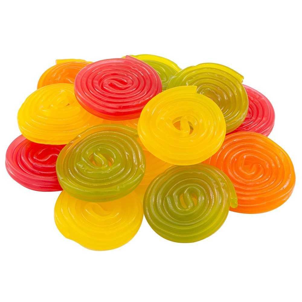 Fruchtschnecken - Vegetarisch 100g
