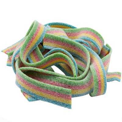 Regenbogen Bänder - Vegan 100g