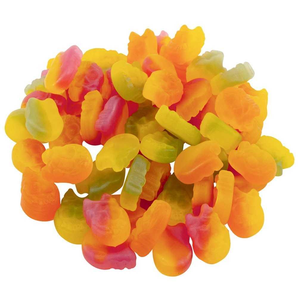 Bubs Fruit Micro Skulls - Vegetarisch