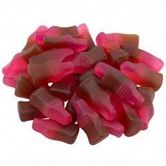 Cherry Cola Flaschen - Vegetarisch 100g