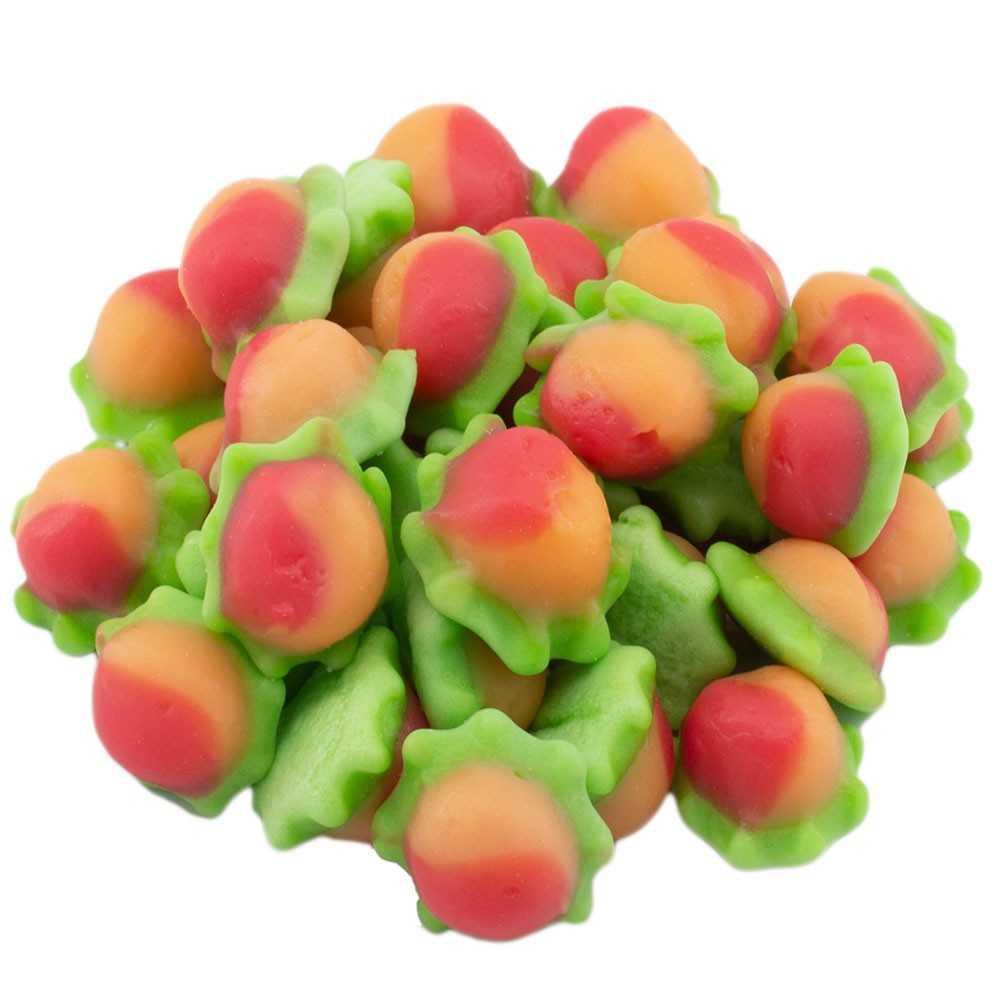 Strawberry Cones 100g