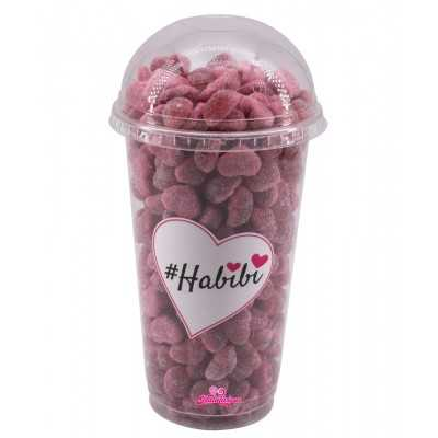 Habibi Cup Rote Herze 430g